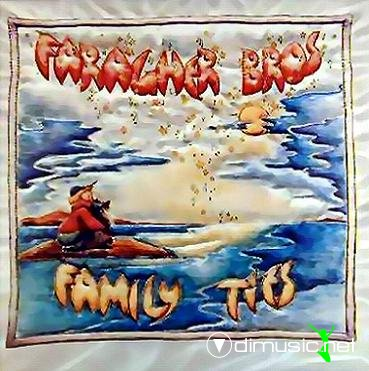 Faragher Brothers - Family Ties CD Album Japan