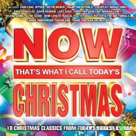 VA - Now Christmas 2012  2CD (2012)