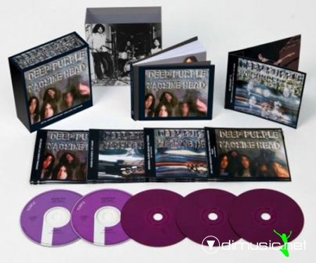 Deep Purple - 2012 - Machine Head 4 CD (40th Anniversary Deluxe Edition Box Set)