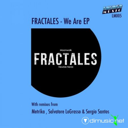 Fractale - We Are EP