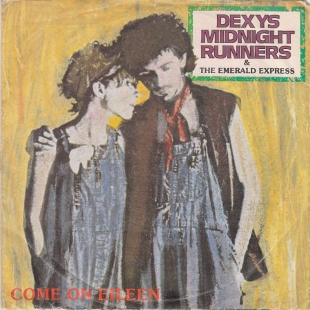Dexys Midnight Runners - Come On Eileen (7'' Single)