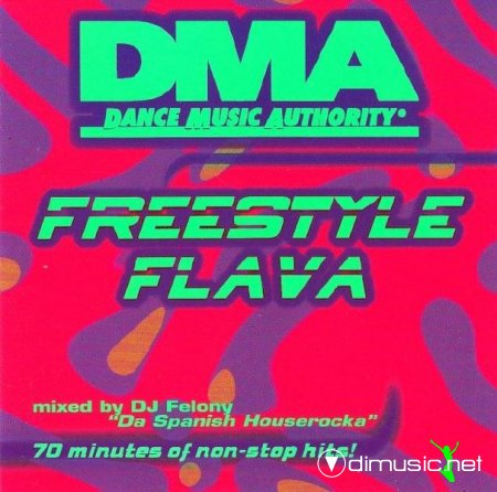 DMA - Freestyle Flava Vol. 1