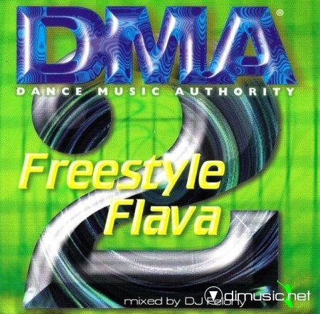 DMA - Freestyle Flava Vol. 2