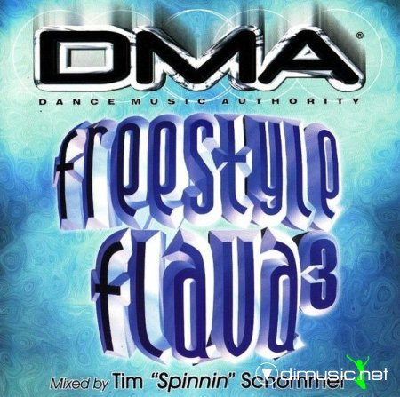 DMA - Freestyle Flava Vol. 3