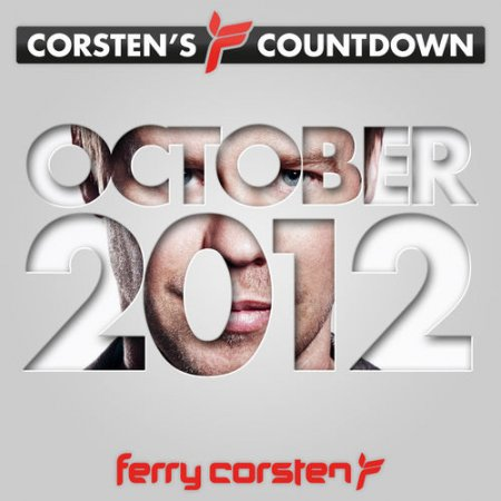 VA - Ferry Corsten presents Corstens Countdown October (2012)