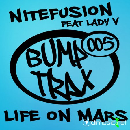 Cover Album of Nitefusion feat Lady V - Life On Mars