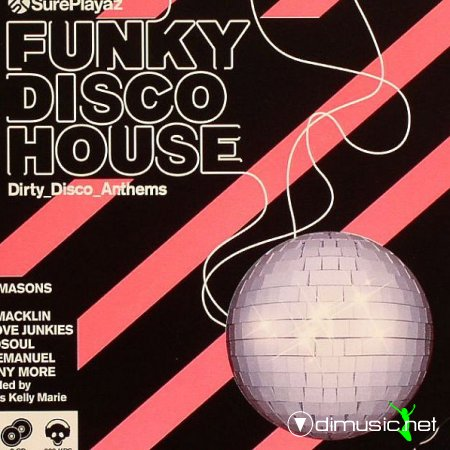 Various – Funky Disco House (2cds)(2007)