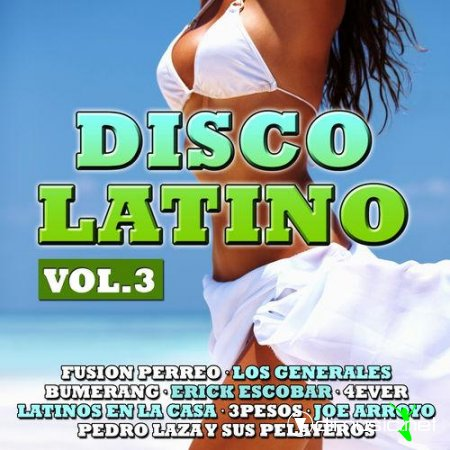 Disco Latino Vol. 3 (2012)
