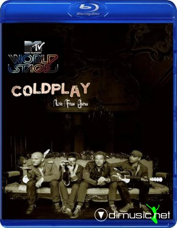 MTV World Stage - Coldplay(2009-Tokyo) 720p