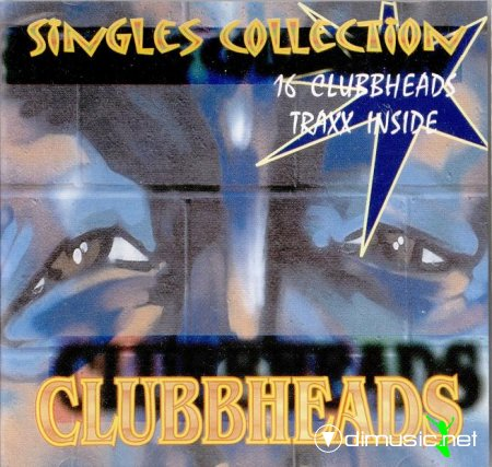 VA - Clubbheads (Klubbheads) Singles Collection (16 clubbheads traxx inside) (1998)