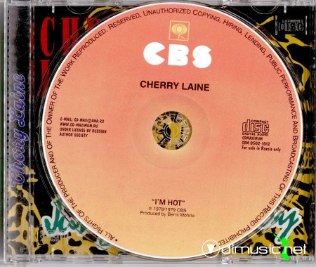 Cherry Laine - i'm hot (1979+bonus)