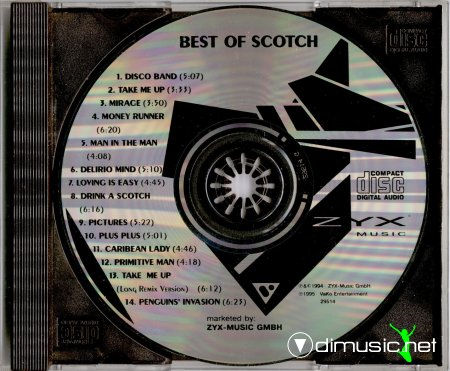 Scotch - Best 0f scotch (1994)