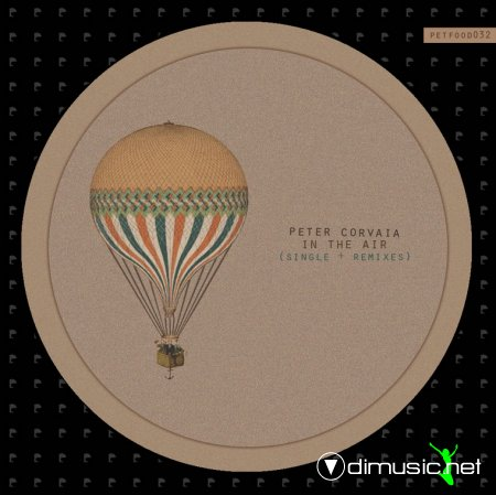 Cover Album of Peter Corvaia – In The Air EP