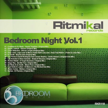 Bedroom Night Vol.1 (2012)