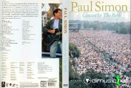 Paul Simon - Concert In The Park DVD5