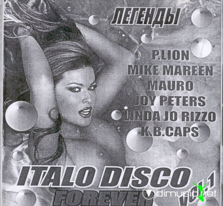 VA - Legendes Italo Disco Forever Vol.1