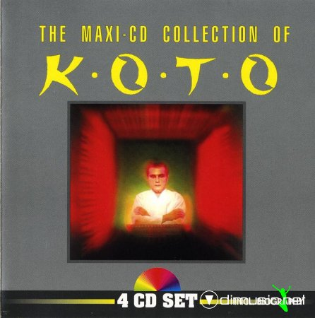 Koto – The Maxi - 4CD Collection Of Koto (1991)