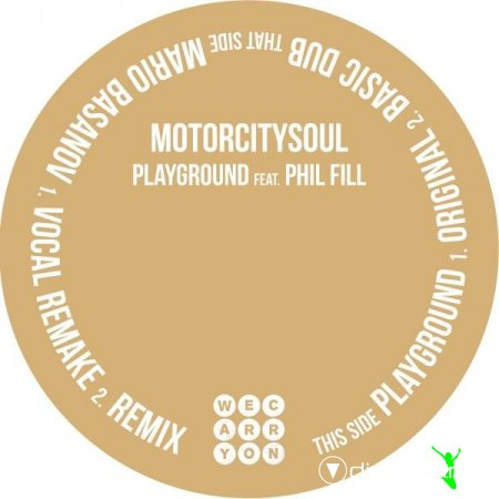 Motorcitysoul feat. Phil Fill – Playground