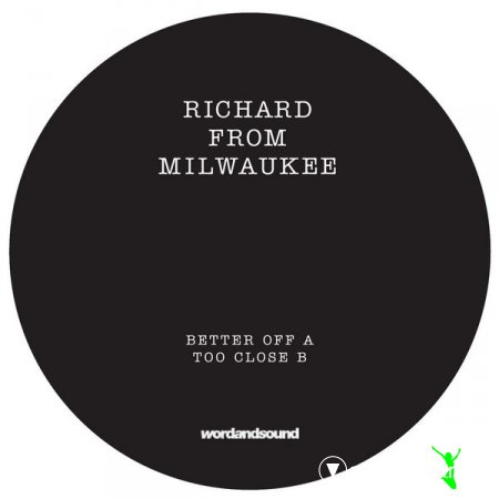 Cover Album of Richard From Milwaukee – Better Off