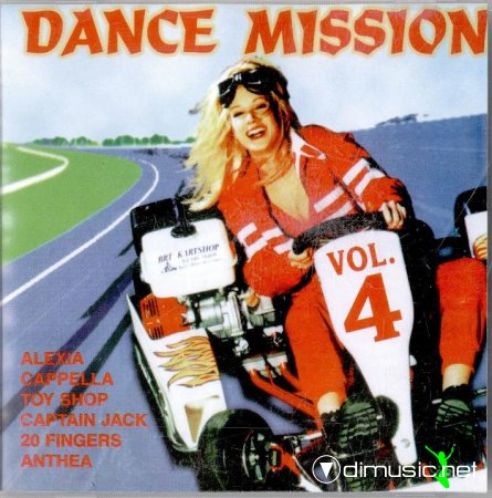 VA - Dance Mission Vol.4 (1996)(rare)