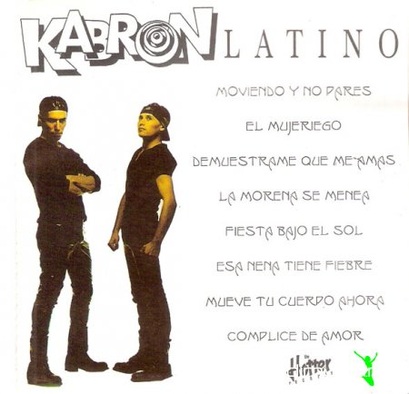 Kabron Latino - Kabron Latino (The Album)