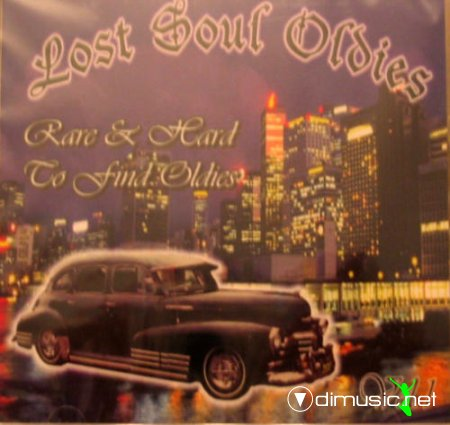 Various - Lost Soul Oldies - Vol. 1 - 15 (Rare Oldies)