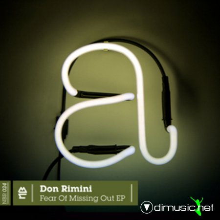 Cover Album of Don Rimini - Fear Of Missing Out EP