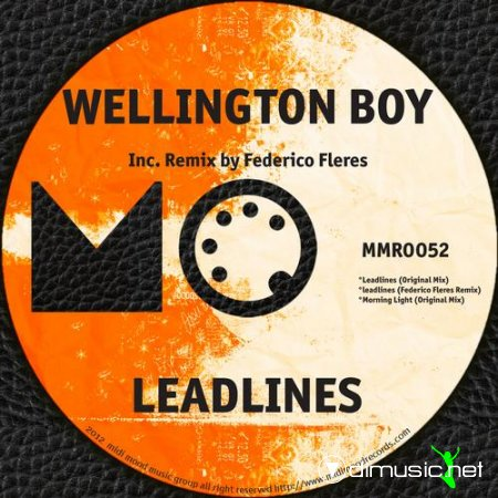 Wellington Boy - Leadlines