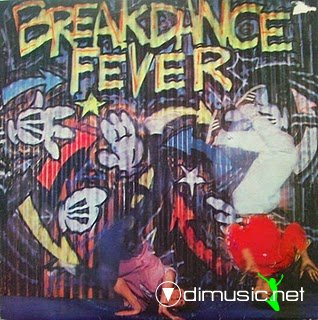 Breakdance Fever - Complete LP