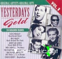 Yesterday's Gold Collection – Golden Oldies (2010) (25CD BoxSet)