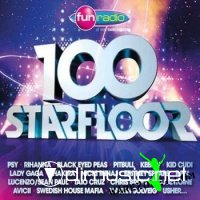 Fun Radio 100 Starfloor [5CD] (2012)