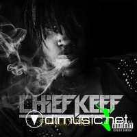 Cover Album of Chief Keef - Finally Rich [2012]
