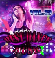 Cover Album of Best Dance Music Vol.39 [Xmas & New Year Edition] (2012)