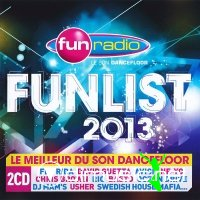 Fun Radio Funlist 2013-2CD-2012