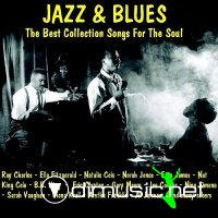 Jazz & Blues The Best Collection Songs For The Soul (2012)
