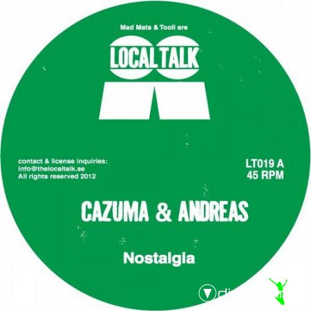 Andreas, Cazuma – Nostalgia / Can't Hide It