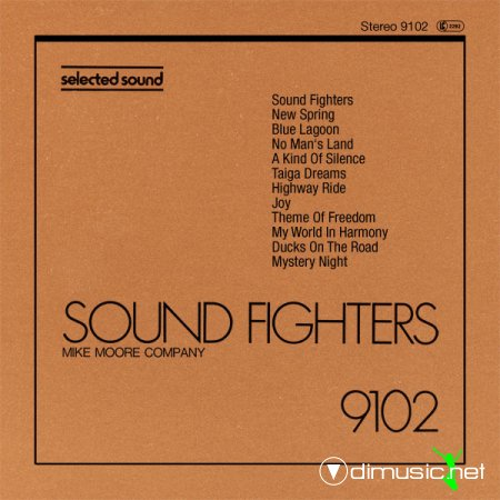 Mike Moore Company - Sound Fighters -1983