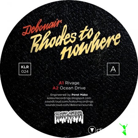 Debonair – Rhodes To Nowhere EP