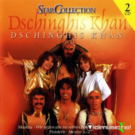 Dschinghis Khan - Star Collection 2CD (2002)