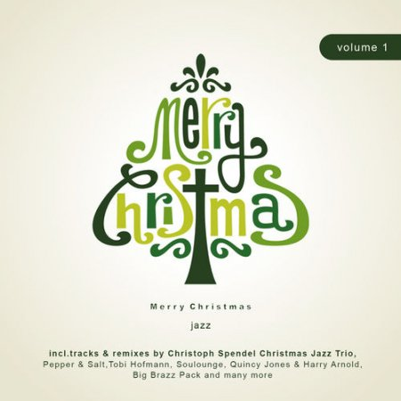 Merry Christmas Jazz Vol.1 (2012)