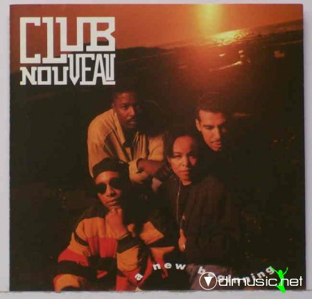 Club Nouveau - A New Beginning (1992)