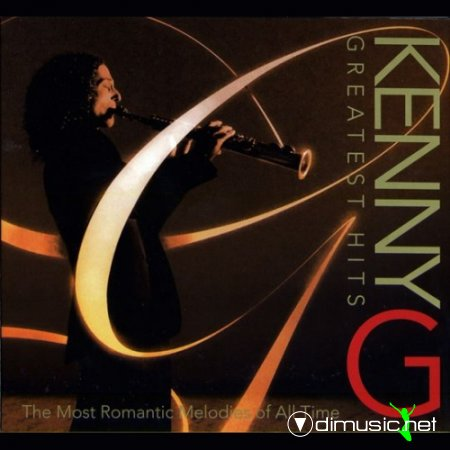 Kenny G - Greatest Hits 2CD (2009)