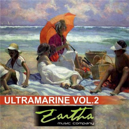 Cover Album of Ultramarine Vol.2