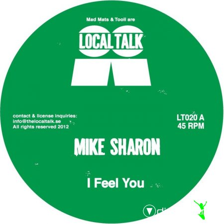 Mike Sharon – I Feel You