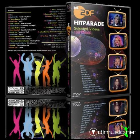VA - ZDF Hitparade Vol 3, Selected Videos 1991 - 1995 (2012) DVD5 + AVI