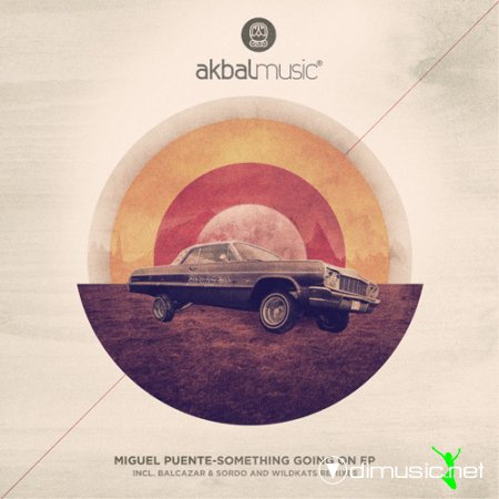 Miguel Puente – Something Going On EP