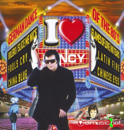 Cover Album of Fancy - The Best Productions I Love Fancy Vol.2 (2004)