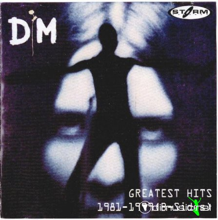 Depeche Mode - Greatest Hits 1981-1999 B-Sides (1999)