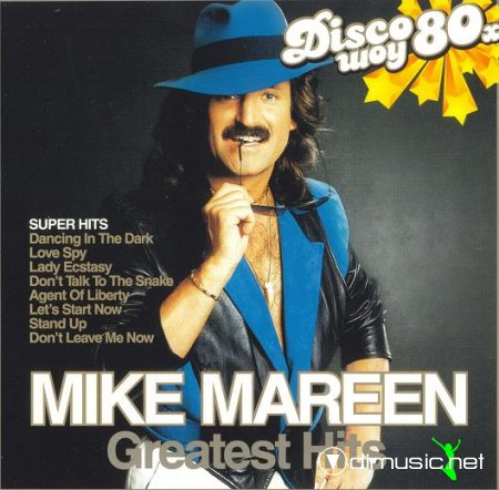 Mike Mareen - Greatest Hits (2007)