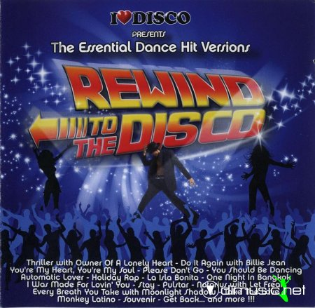 VA - Rewind To The Disco Vol.1 (2009)